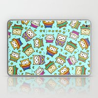 Night Owls Laptop & iPad Skin