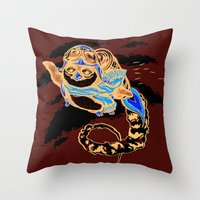 Migrating South Throw Pillow