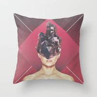 dark crystal princess  Throw Pillow