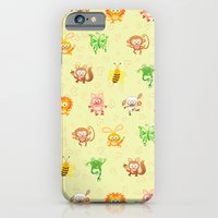 Baby Animals iPhone 6 Slim Case