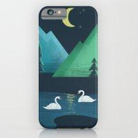 Moonlight Swim iPhone 6 Slim Case
