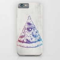All Seeing Pizza iPhone 6 Slim Case