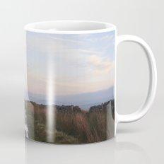 Rushup Edge at sunset. Derbyshire, UK. Mug