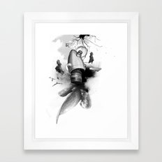 Mingasim 2.0 Framed Art Print