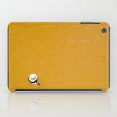 Banos Morales, Chile iPad Case