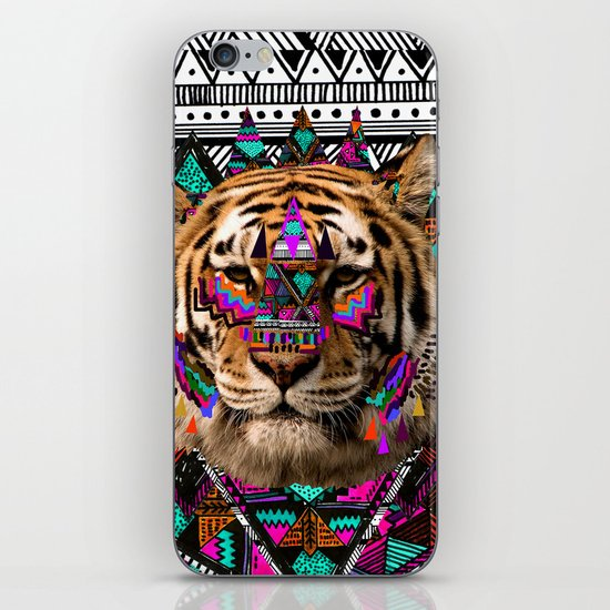 ▲WILD MAGIC▲ iPhone & iPod Skin