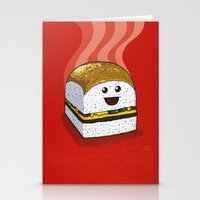 Dinner for One Stationery Cards
