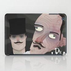 jekyll and hyde iPad Case