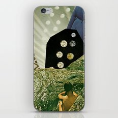A Quiet Place by Zabu Stewart iPhone & iPod Skin