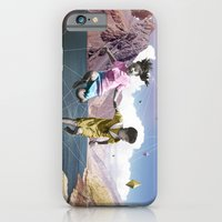 iPhone & iPod Case featuring Espace by MATEO