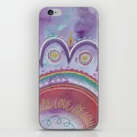 Be Love iPhone & iPod Skin