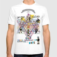 Disco & Reid's 2013 Annu… Mens Fitted Tee White SMALL