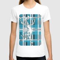 zebra T-shirts featuring Zebra  by mailboxdisco