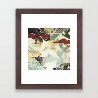 Walking Through The Inhu… Framed Art Print