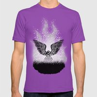 Condor Fenix Mens Fitted Tee Ultraviolet SMALL