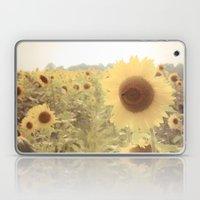Sunflower Dreams Laptop & iPad Skin