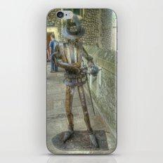 The Tin Man iPhone & iPod Skin