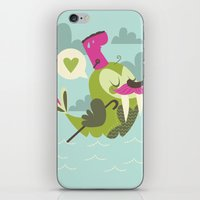 I'm the walrus iPhone & iPod Skin