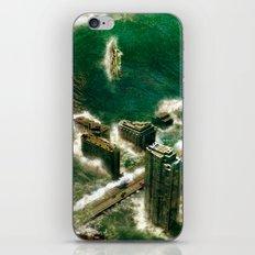 Ocean View iPhone & iPod Skin