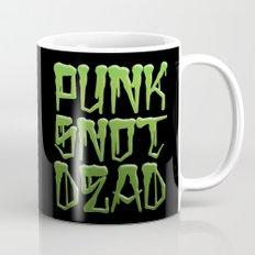 PUNK SNOT DEAD Mug