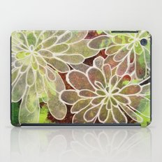 Paper Flowers iPad Case