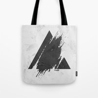 PLACE Triangle Tote Bag