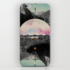 Candy Floss Skies iPhone & iPod Skin