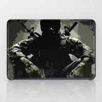 Call Of Duty Camo iPad Case