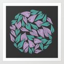 Winter Wind Art Print