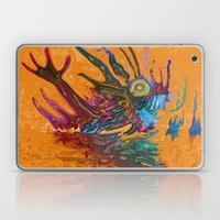 The Swamps Of Frigg Laptop & iPad Skin