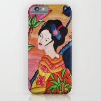 Geisha iPhone 6 Slim Case