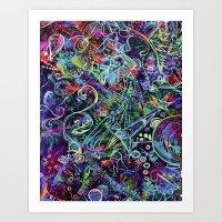 Property Of Harvey Cedar… Art Print