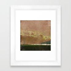 landscape2 Framed Art Print
