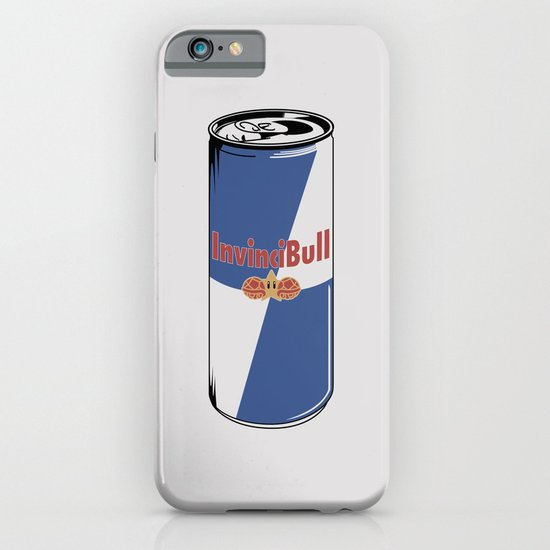 InvinciBull Energy Drink iPhone & iPod Case