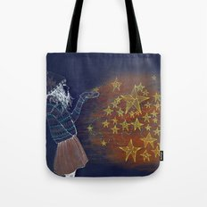 brightstar Tote Bag