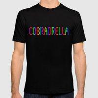 COBRADRELLA Mens Fitted Tee Black SMALL