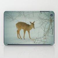 Deer Winter iPad Case