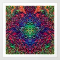 Goa No.02 Art Print