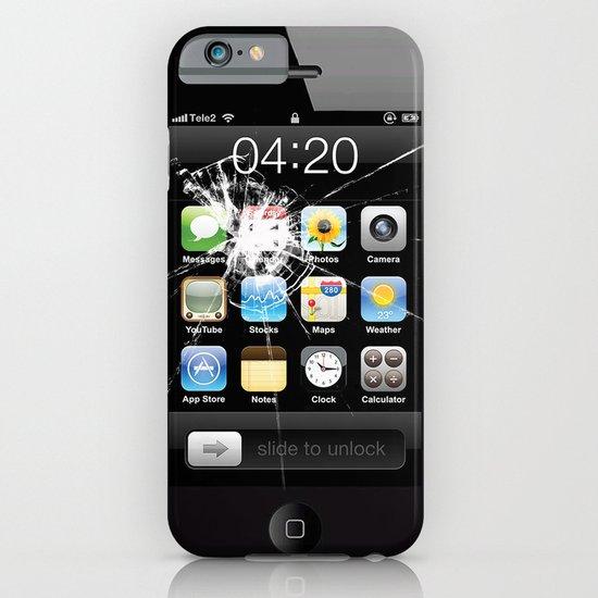 iPhone4 Broken (follow link below for iPhone5) iPhone & iPod Case
