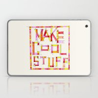 Make Cool Stuff Laptop & iPad Skin