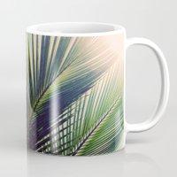 Sunny Palm Tree Mug