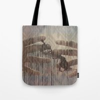 hands can hold Tote Bag