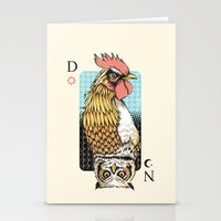 D & N Stationery Cards