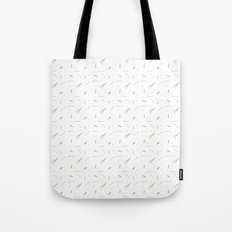 Pencils, Paper, Scissors. Tote Bag