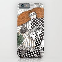 iPhone & iPod Case featuring Happy Birthday, Pippi by Judith Clay