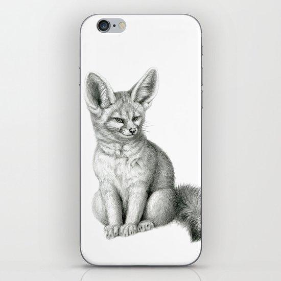 Fennec SK042 Vulpes zerda iPhone & iPod Skin