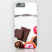 iPhone & iPod Case featuring Candies and Cookies by Elena Duff