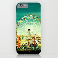 iPhone & iPod Case featuring Farris Wheel  by Maddie Weaver