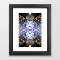 ECA 0215 (Symmetry Serie… Framed Art Print