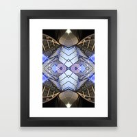 ECA 0215 (Symmetry Serie… Framed Art Print